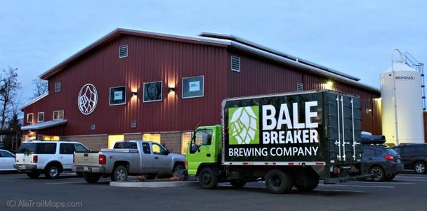 Bale breaker front eve